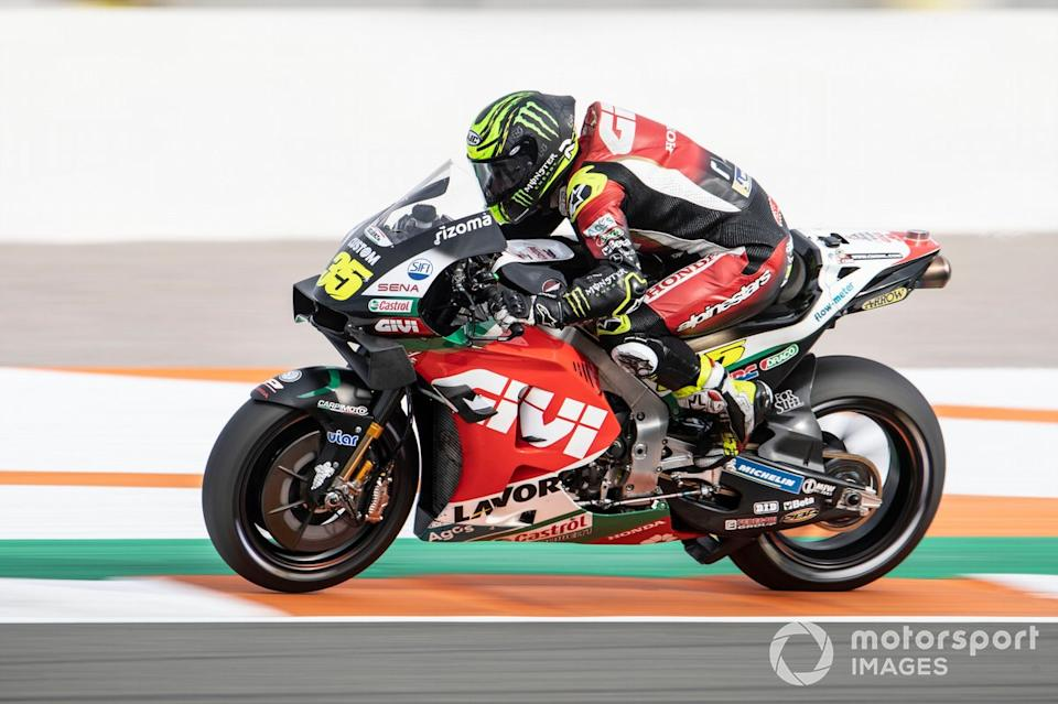 "Cal Crutchlow, Team LCR Honda<span class=""copyright"">Gold and Goose / Motorsport Images</span>"