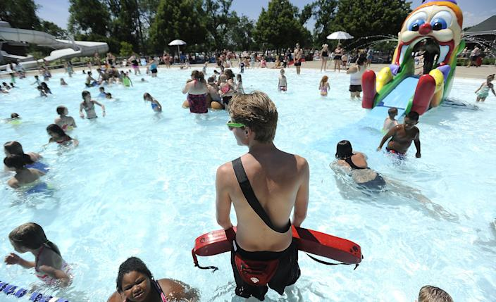 Scheduling lifeguards for Sioux Falls pools was harder this summer, according to the city's recreation program coordinator.
