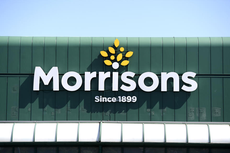 Morrisons is bracing itself for a pensions row. Credit: Getty.