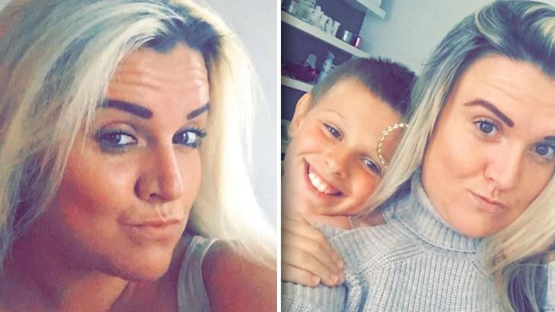 Ashley Tomlin died just weeks after her son Jak passed away. Source: Facebook