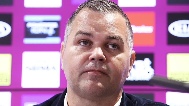 Anthony Seibold has announced he is leaving the head coach position of the Brisbane Broncos.