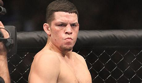 The UFC Suspends and Fines Nate Diaz for Derogatory Tweet