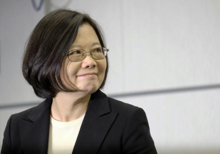 Tsai Ing-wen of Taiwan's Democratic Progressive Party won the presidency by a landslide in January 2016 as voters wary of closer China ties turned their backs on the ruling Beijing-friendly Kuomintang