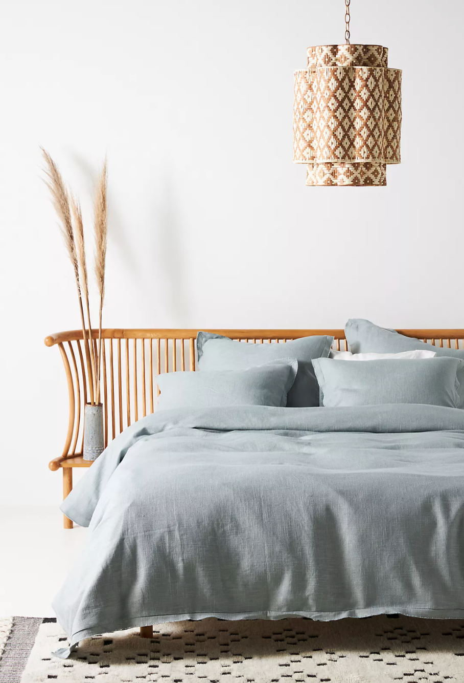 "<h2>Anthropologie</h2><br><h3>Best Bedding Deals</h3><br><strong>Sale</strong>: 20% Off full-price bedding, pillows, and throws<br><strong>Dates</strong>: Now - Limited Time<br><br>It's a sale-a-palooza over on Anthropologie's site this weekend. We're most excited about taking 20% off bestselling, full-priced bedding essentials, but we also might wander over to its <a href=""https://www.anthropologie.com/sale-all"" rel=""nofollow noopener"" target=""_blank"" data-ylk=""slk:clearance section"" class=""link rapid-noclick-resp"">clearance section</a> that's an extra 25% off. The choice is yours.<br><br><em>Shop</em> <strong><em><a href=""https://www.anthropologie.com/bedding/"" rel=""nofollow noopener"" target=""_blank"" data-ylk=""slk:Anthropologie"" class=""link rapid-noclick-resp"">Anthropologie</a></em></strong><br><br><strong>Anthropologie</strong> Luxe Linen Blend Duvet Cover, $, available at <a href=""https://go.skimresources.com/?id=30283X879131&url=https%3A%2F%2Fwww.anthropologie.com%2Fshop%2Fluxe-linen-blend-duvet-cover"" rel=""nofollow noopener"" target=""_blank"" data-ylk=""slk:Anthropologie"" class=""link rapid-noclick-resp"">Anthropologie</a>"