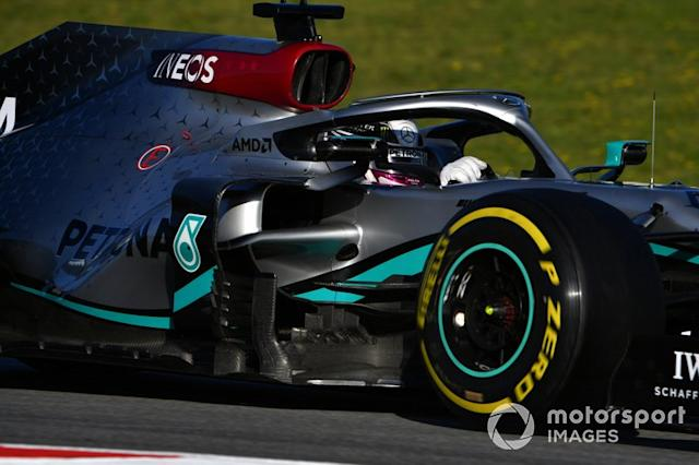 "Lewis Hamilton, Mercedes F1 W13 <span class=""copyright"">Mark Sutton / Motorsport Images</span>"