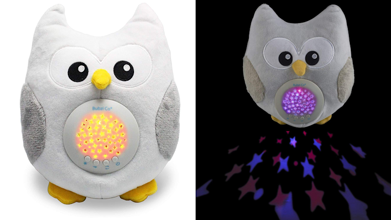 Best gifts for babies: An owl to help them sleep
