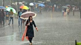 Heavy to very heavy rain in city, other areas: IMD