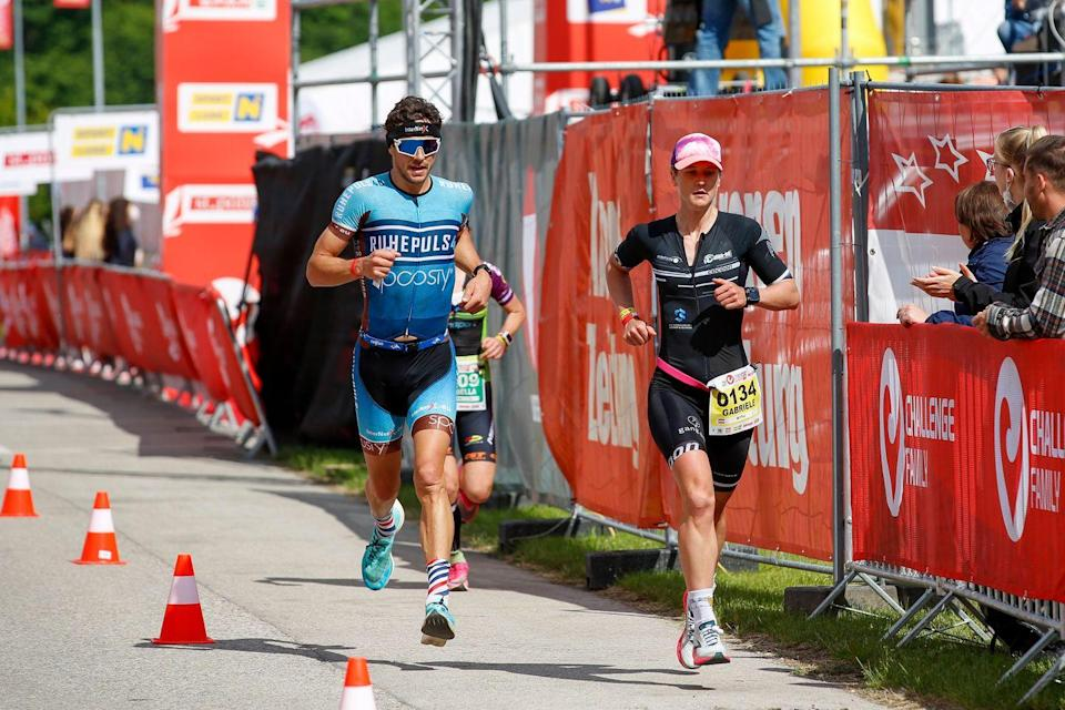 <p>There are some Olympic events that are painful to watch, simply because its competitors <em>look </em>like they're in pain. And the triathlon is an hours-long display of heat exhaustion and the disintegration of human will. </p>