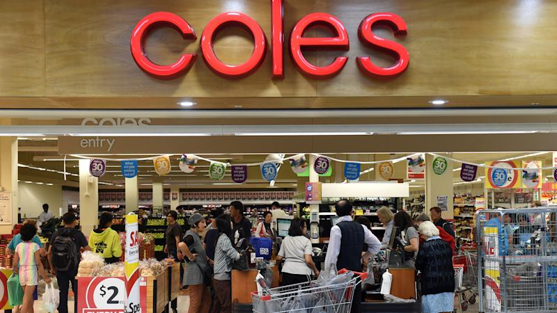Coles warns low food prices may not last