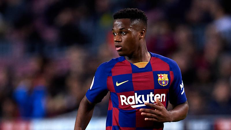 Barcelona want to keep Ansu Fati for life - Bartomeu
