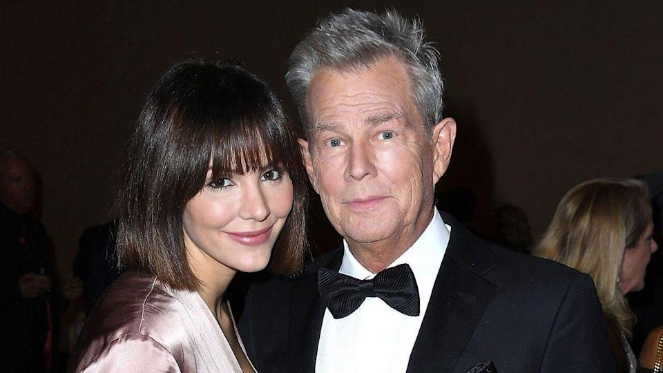 David Foster and Katharine McPhee Are Married