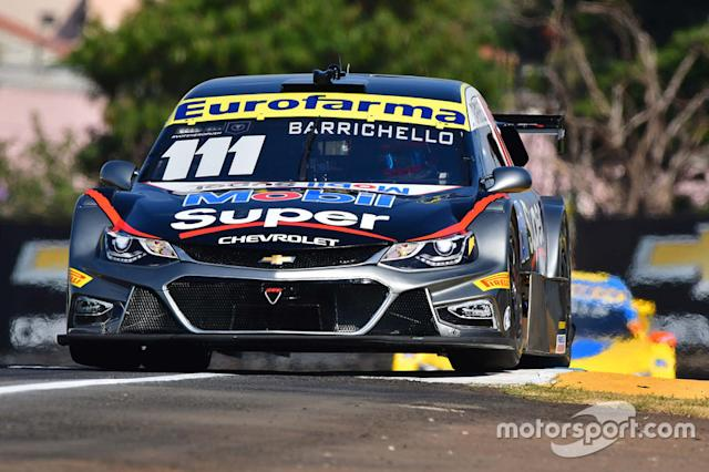 2018 (Stock Car): Full Time, 4º no campeonato (242 pts)