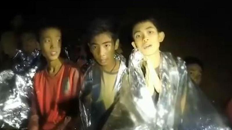 More Boys Rescued From Thailand Cave