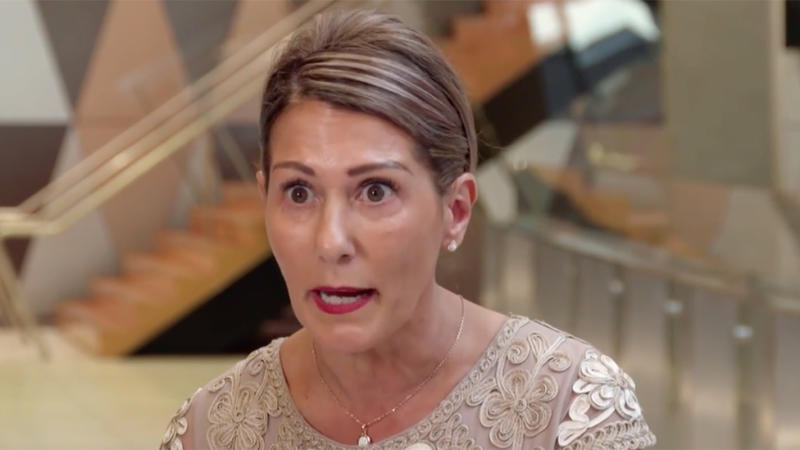 MAFS mother-in-law Rina tells producers she hates the show
