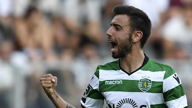 The Italian giants are both in the race to secure the former Sporting midfielder's signature this summer, his agent has said