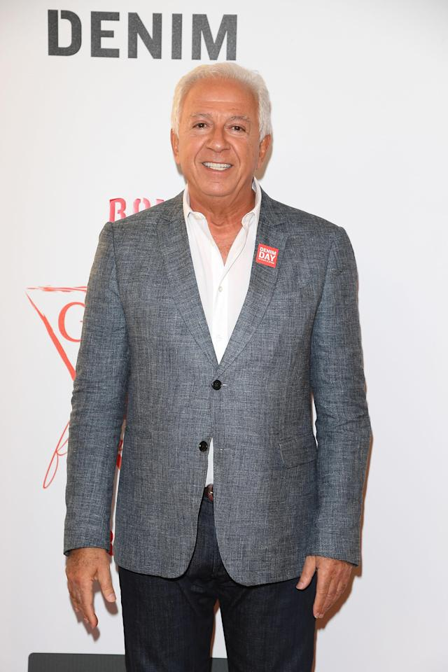 Guess co-founder Paul Marciano. (Photo: Getty Images)