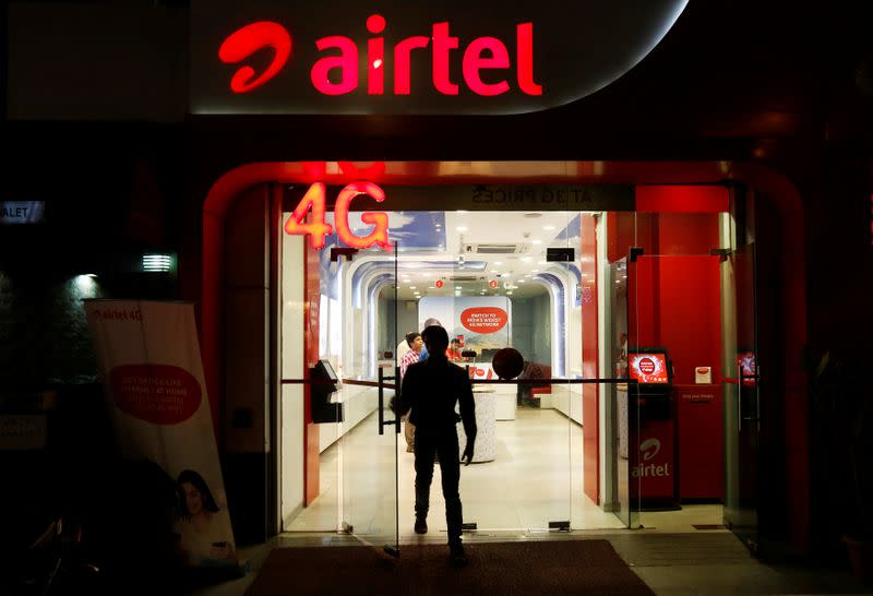 Airtel says $1.1 billion payment complies with top court's order on dues