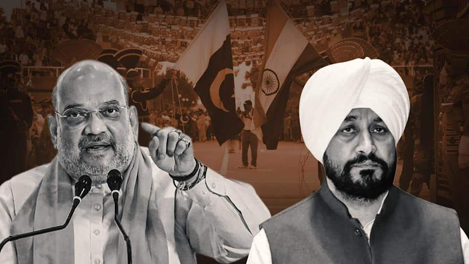 Channi says extension of BSF