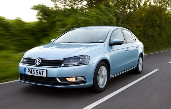 Road test: VW Passat BlueMotion