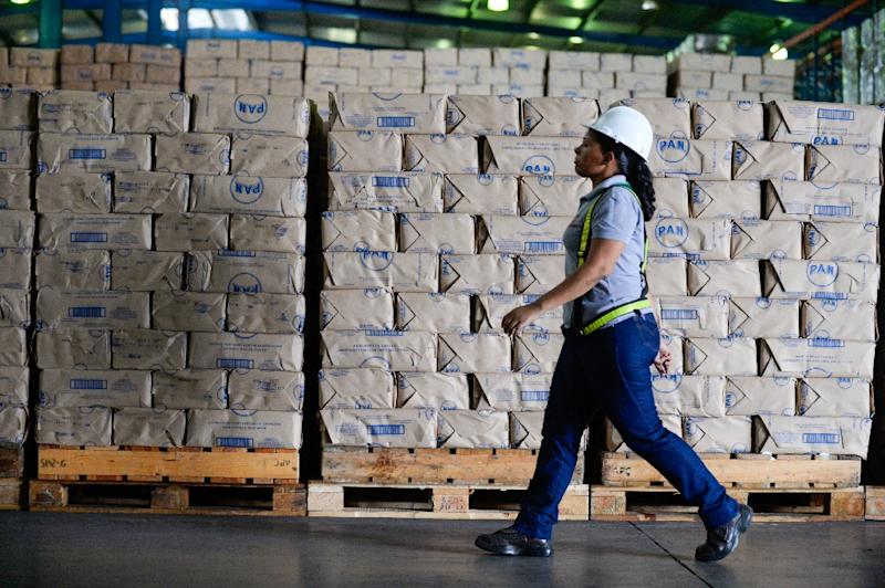 Flour is one of the most scarce food basics in Venezuela