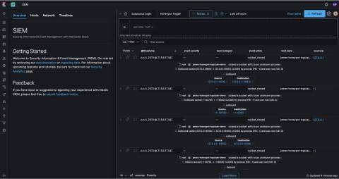 Introducing Elastic SIEM, App Search On-Prem Goes GA, Innovations in Observability and Much More