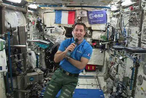 Astronauts set to return after marathon ISS mission