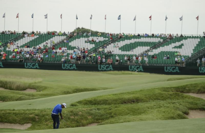 Traces of e.coli were found at a hydration station at the U.S. Open (AP)