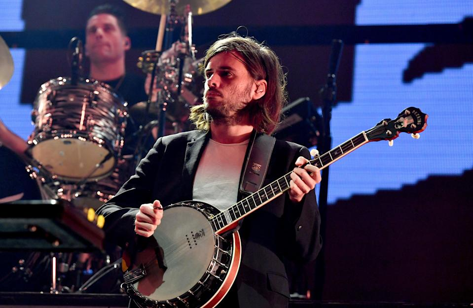 Winston Marshall from Mumford and Sons has announced he is leaving the band (Getty Images for KROQ)