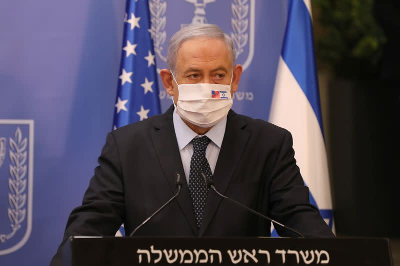 Netanyahu faces pushback over money-for-all coronavirus grants plan