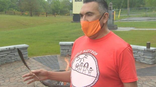 Chief Allan Polchies of St. Mary's First Nation says that the news of what has happened in Kamloops, B.C., has shaken the nation from coast to coast.