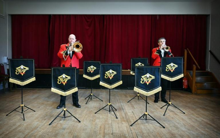 Britain's brass bands are struggling from the lack of opportunity to perform and drum up crucial funds