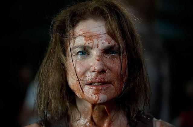 Tovah Feldshuh <strong> </strong>as Deanna Monroe in 'The Walking Dead' (Photo: AMC)