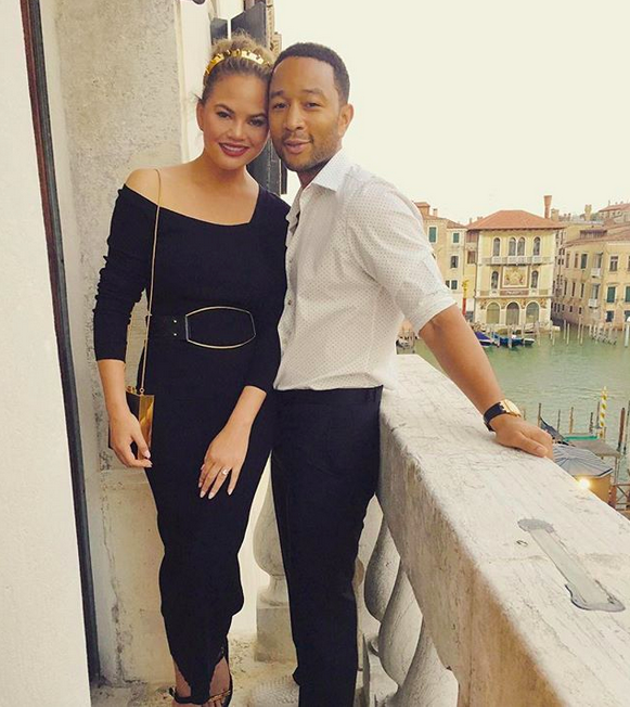 "<p>These two certainly clean up well … why are we not surprised? (Photo: <a href=""https://www.instagram.com/p/BXbIH2jA5Tv/?hl=en&taken-by=johnlegend"" rel=""nofollow noopener"" target=""_blank"" data-ylk=""slk:John Legend via Instagram"" class=""link rapid-noclick-resp"">John Legend via Instagram</a>)<br><br><br></p>"