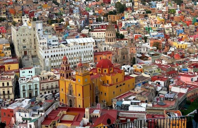 """<p>""""I'm particularly fascinated by Guanajuato,"""" says Lonely Planet's Alex Howard. """"I have been to Cancun and the Yucatan, but it hasn't cropped up on my radar before. You may recognize its distinctive colorful houses from pictures, and its Baroque architecture which recently earned it a Unesco World Heritage designation."""" Flights might not be the cheapest for Canadians, but """"…the Canadian dollar goes far in Mexico."""" (Yahoo) </p>"""