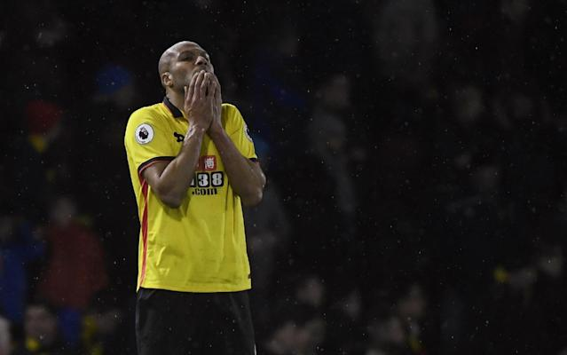 Younes Kaboul has not been named in Watford's Premier League squad