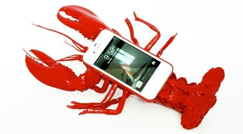 The Lobster iPhone case: Probably the most impractical case you will ever see