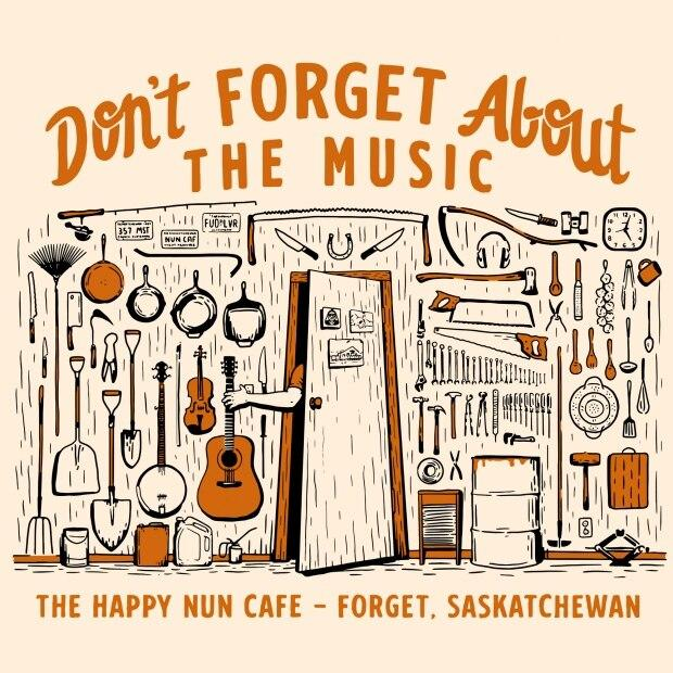 Submitted by Sask Music