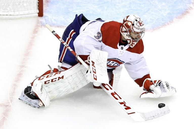 Canadiens thump Flyers as coach recovers from heart op