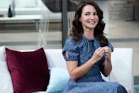 """<p>""""On the positive side, I don't have to worry about my relationship, because I don't have one. But on the other hand, I don't have a support for myself. <a href=""""https://www.romper.com/p/kristin-davis-on-single-motherhood-dating-over-40-learning-to-trust-her-instincts-33576850"""" rel=""""nofollow noopener"""" target=""""_blank"""" data-ylk=""""slk:I remember wishing I had"""" class=""""link rapid-noclick-resp"""">I remember wishing I had</a> someone to bounce ideas off of. Instead I would be by myself trying to figure it out with Google.""""</p>"""