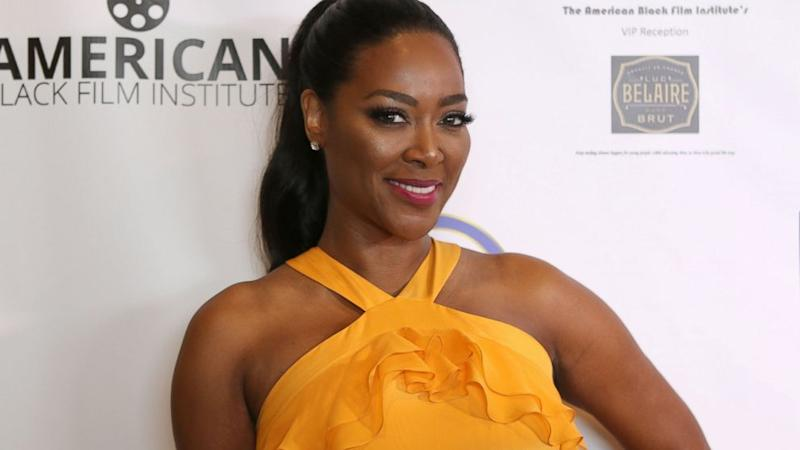'Real Housewives of Atlanta' star Kenya Moore shares first photos from wedding