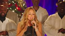"""<p>Sit back and relax as <a class=""""link rapid-noclick-resp"""" href=""""https://www.popsugar.com/Mariah-Carey"""" rel=""""nofollow noopener"""" target=""""_blank"""" data-ylk=""""slk:Mariah Carey"""">Mariah Carey</a> hosts an all-star holiday celebration with special guests and a celebrity reading of """"The Night Before Christmas.""""</p> <p>Watch <a href=""""https://www.netflix.com/title/80160347"""" class=""""link rapid-noclick-resp"""" rel=""""nofollow noopener"""" target=""""_blank"""" data-ylk=""""slk:Mariah Carey's Merriest Christmas""""><strong>Mariah Carey's Merriest Christmas</strong></a> on Netflix now.</p>"""