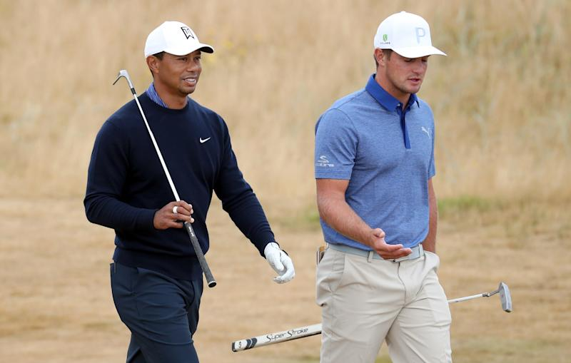 No Surprises Tiger Woods Phil Mickelson And Bryson Dechambeau Named To U S Ryder Cup Team