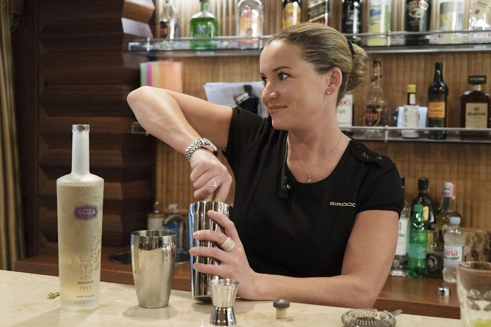 "<p>When chief stewardess Hannah Ferrier failed to report her prescribed anxiety medication on season 5 of <em>Below Deck Mediterranean</em>, she was swiftly fired. Ferrier's co-worker Malia White <a href=""https://www.instagram.com/p/CDyo5KvA6So/"" rel=""nofollow noopener"" target=""_blank"" data-ylk=""slk:posted the rules of their contract on Instagram"" class=""link rapid-noclick-resp"">posted the rules of their contract on Instagram</a>: ""You undertake, prior to commencement of your employment, to inform the Company and Master of any pre-existing medical condition and of al.""<br></p>"