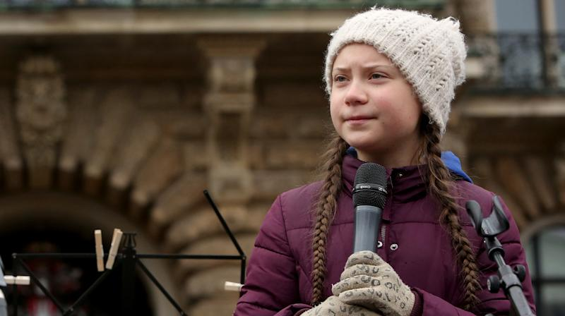 16-Year-Old Climate Activist Greta Thunberg Nominated For Nobel Peace Prize