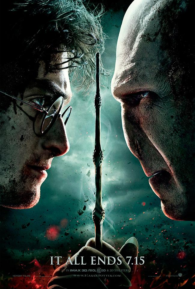 """The Worst:  <a href=""""http://movies.yahoo.com/summer-movies/harry-potter-and-the-deathly-hallows-part-2/1810004624"""">HARRY POTTER AND THE DEATHLY HALLOWS - PART 2</a>    After seven magical movies, we come to the epic end of the teen wizard saga. And the final battle between Harry and You-Know-Who... is a staring contest?"""