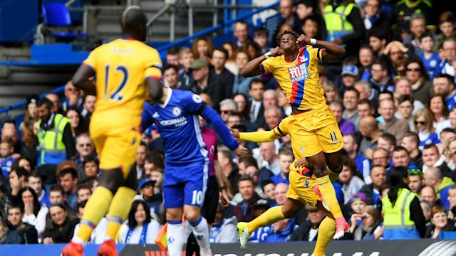 Crystal Palace boss Sam Allardyce feels Chelsea were fortunate not to lose by a greater margin and is confident his side can stay up.