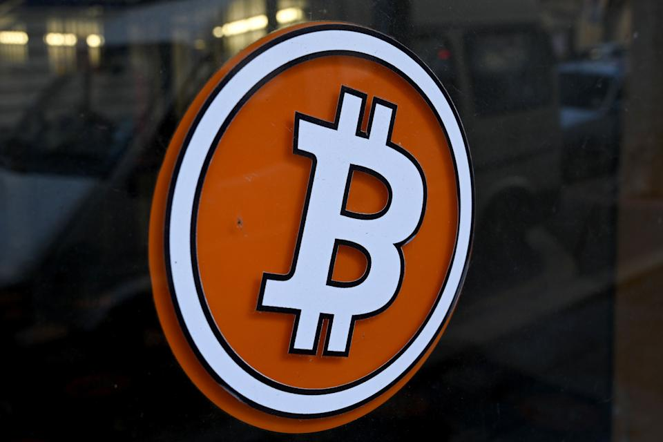 Bitcoin. (Foto: NICOLAS TUCAT/AFP via Getty Images)