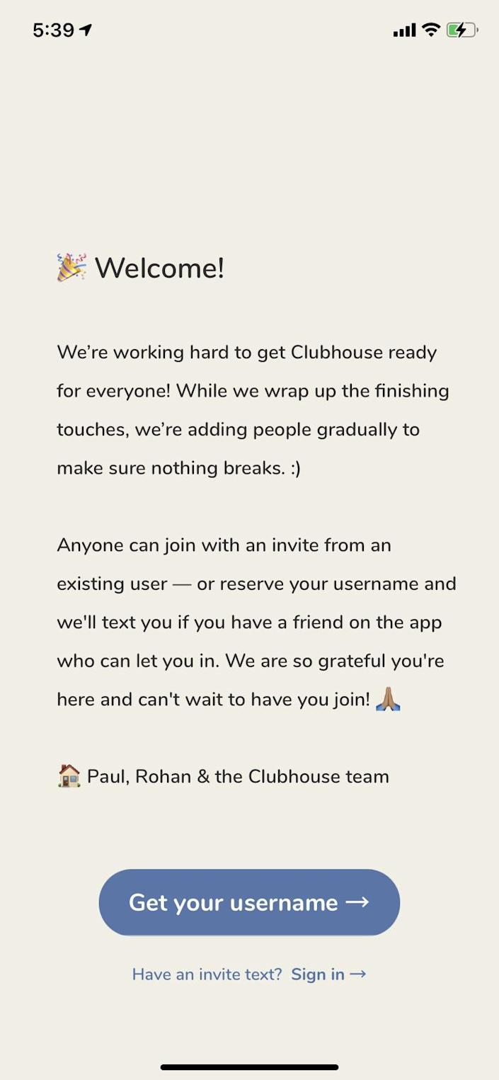 what is clubhouse.PNG