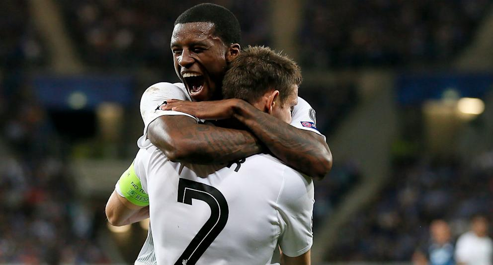 Liverpool wins to open Champions League play