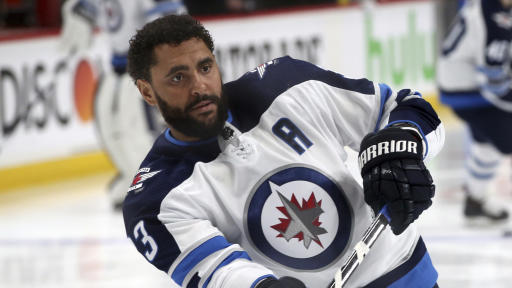 Jets, Byfuglien agree to terminate his contract